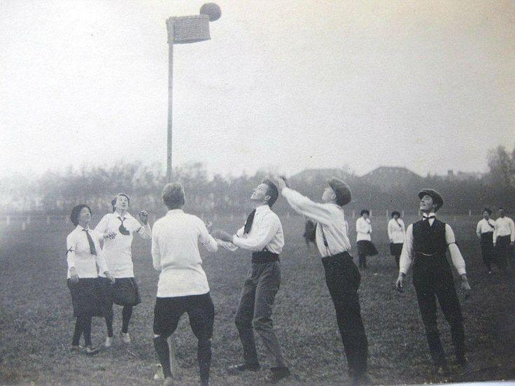 1916 wedstrijd tussen Friso en Frisia Harlingen plaats onbekend