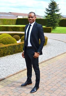 Sunday Oliseh Unveils Stunning Suits by Tesslo Concepts - http://www.thelivefeeds.com/sunday-oliseh-unveils-stunning-suits-by-tesslo-concepts/