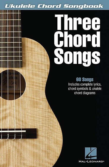 Play 60 three-chord songs on the ukulele