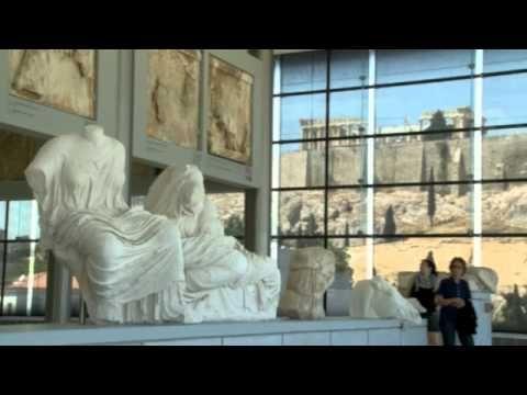 Περιήγηση στο Νέο Μουσείο της Ακρόπολης