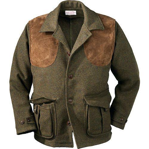 The Glengarry Sporting Club: Filson Wool Tweed Clays Coat. www.sportinglifeblog.com