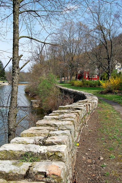 Stone Wall, Huntingdon, PA