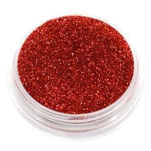 Deep Red  | CHROMA VEGAN  COSMETIC GRADE GLITTER www.chromabodyart.com