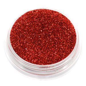 Deep Red    CHROMA VEGAN  COSMETIC GRADE GLITTER www.chromabodyart.com