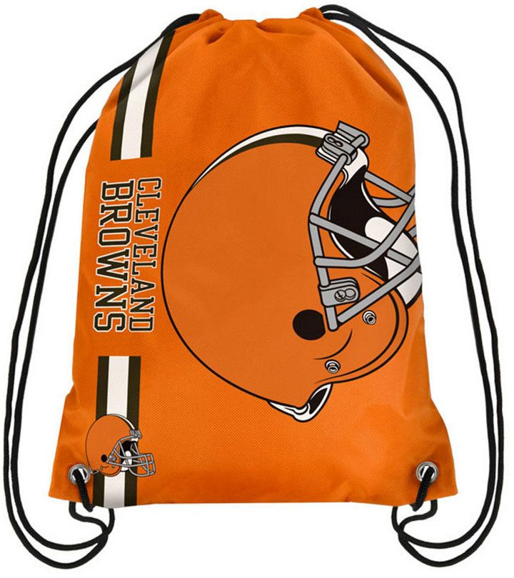 Forever Collectibles Cleveland Browns Big Logo Drawstring Bag