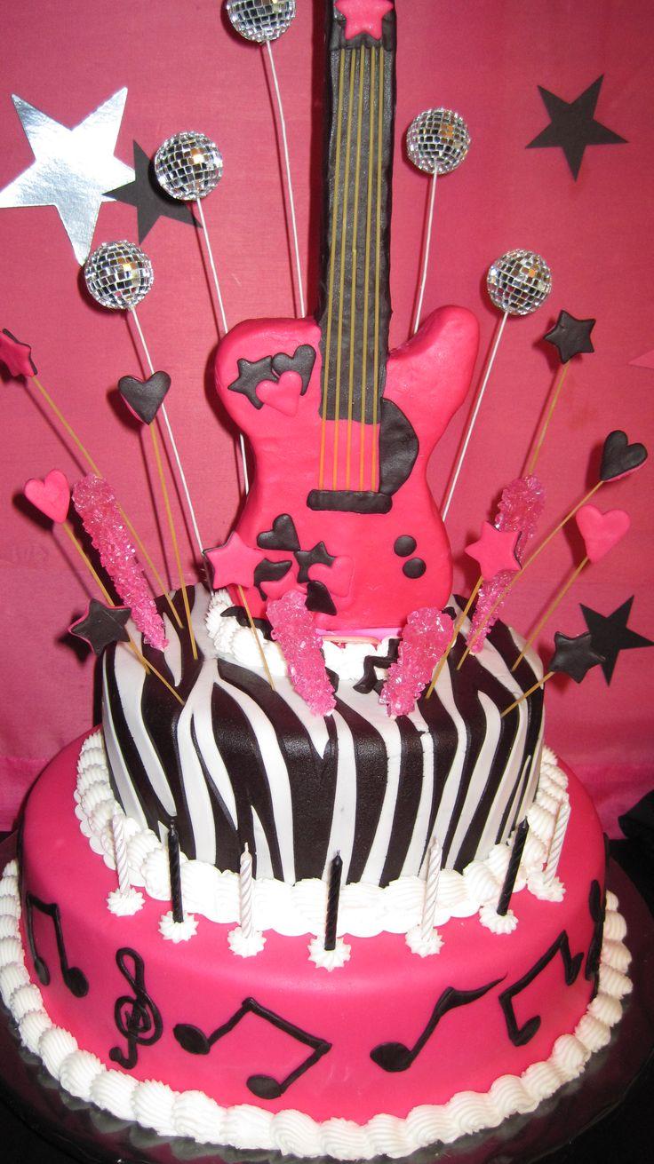 133 best Rock Star Party Ideas images on Pinterest