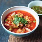 Recipe: Autumnal pistou soup - Rachel Khoo