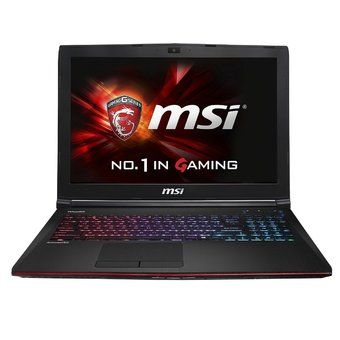 "Buy MSI GE62 6QF i7-6700HQ 16GB GTX970 15.6"" online at Lazada Singapore. Discount prices and promotional sale on all Gaming. Free Shipping."