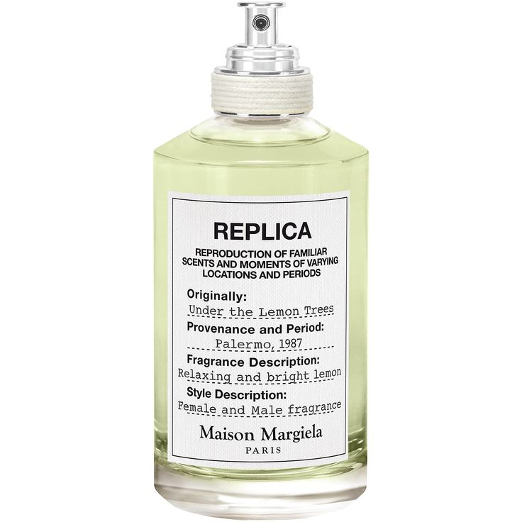 MAISON MARGIELA REPLICA Under the Lemon Trees Eau de