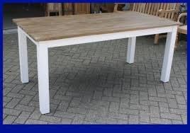 tafel wit verven?