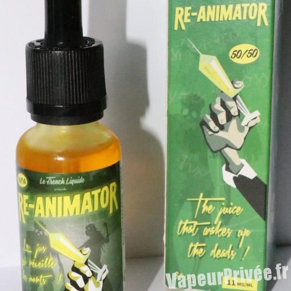 re-animator french liquide pas cher