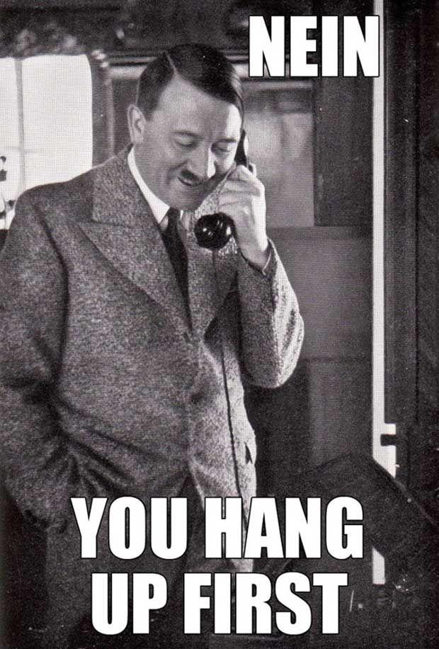 16 Funny Adolf Hitler Memes