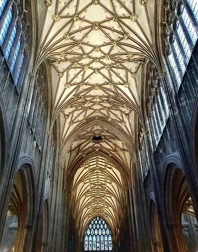 St Mary Redcliffe .Bristol UK