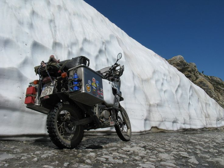 Show us your best ever Transalp photo - Page 2 - ADVrider