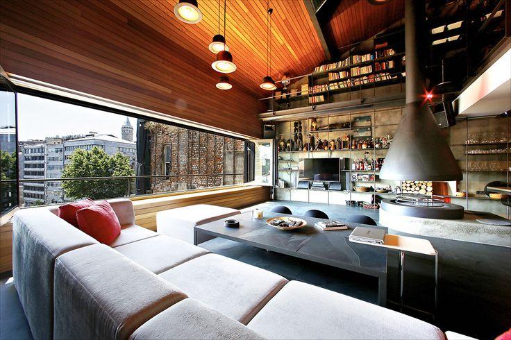 junggesellen wohnzimmer:Inneneinrichtung, Istanbul and Designhäuser on Pinterest