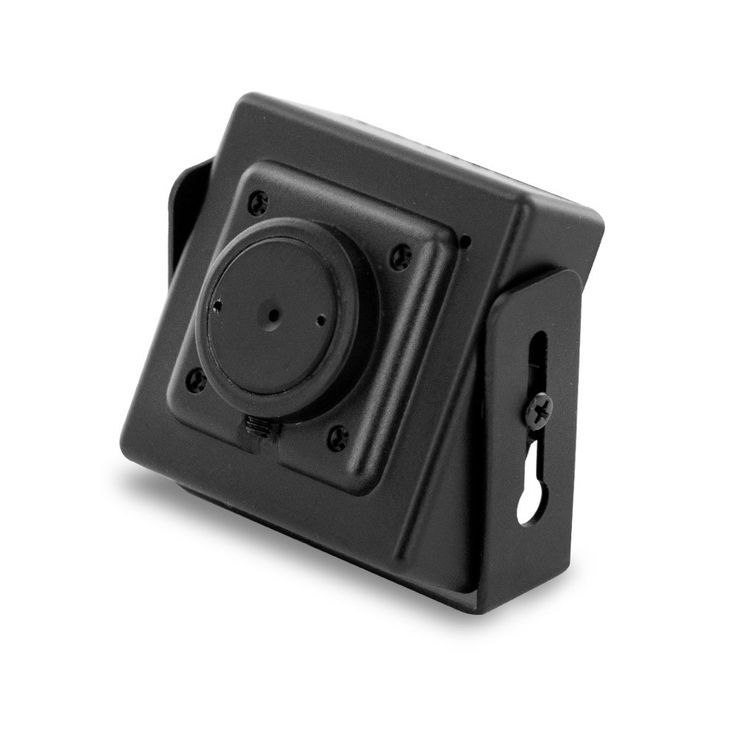 Clover Electronics CCM630P Ultra Mini Color Camera with Pinhole Lens (SONY Chip)