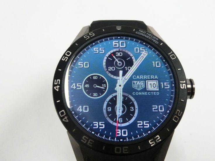 タグ・ホイヤーのスマートウォッチは、腕時計サイズのコンピューターで、いわゆるウェアラブルテクノロジー(通称ウェ…