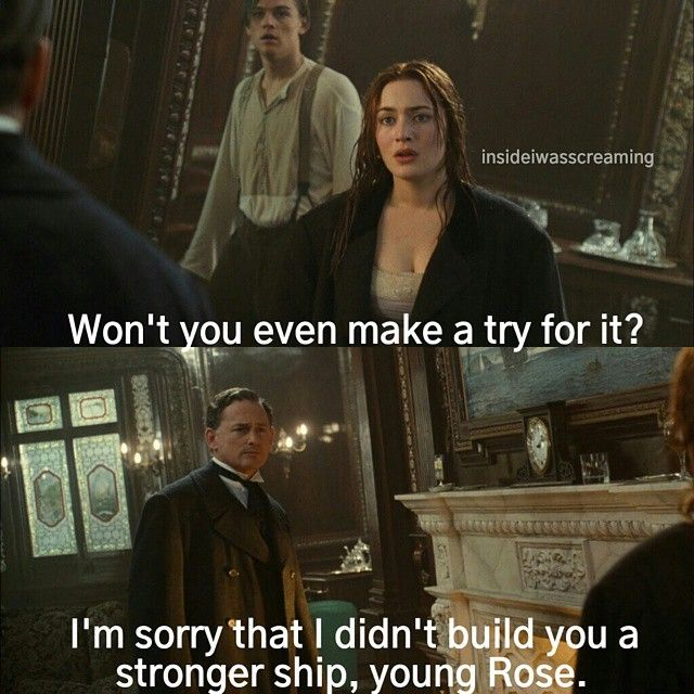 Titanic Quotes 17 Best Titanic Images On Pinterest  Romance Film Romance Movies .