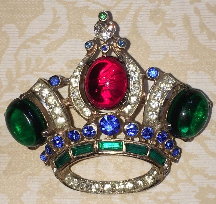 Researching Costume Jewelry History, Companies and Signatures