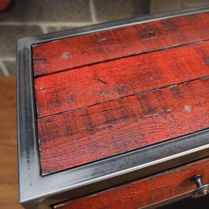 1000 id es sur le th me table basse rouge sur pinterest for Meuble tv yannick