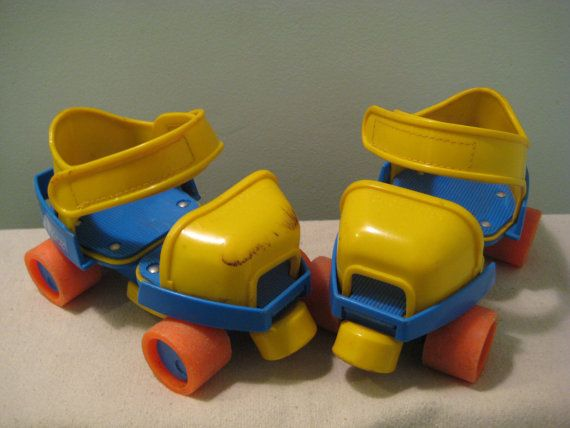 Vintage Adjustable Fisher Price Roller Skates for sale on Etsy.