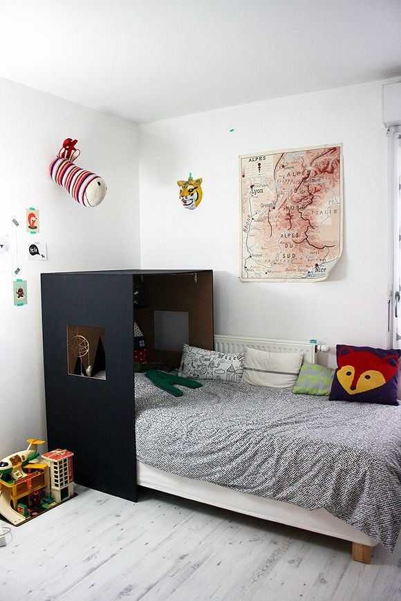 Custom Made Beds Image Gallery: 1169 Best Images About Kids' Rooms: Bunk Beds + Built-Ins