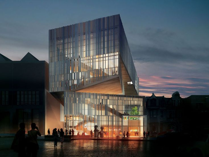 The fifth pavilion of the Montreal Museum of Fine Arts (MMFA), the Michal and Renata Hornstein Pavilion for Peace, is ...
