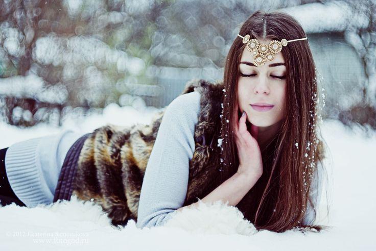 Photograph в снегу by Ekaterina Samorukova on 500px
