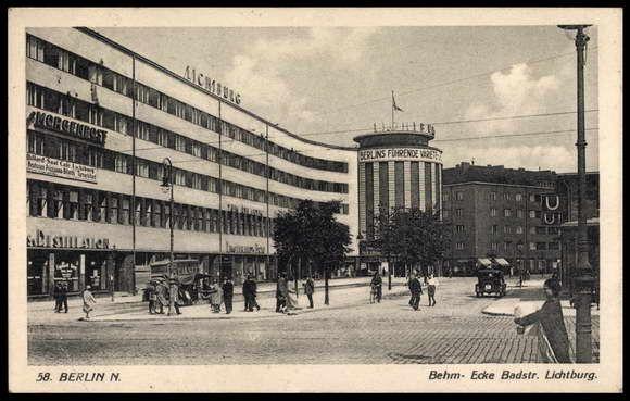Lichtburg 1931 - Lichtburg (Berlin) – Wikipedia