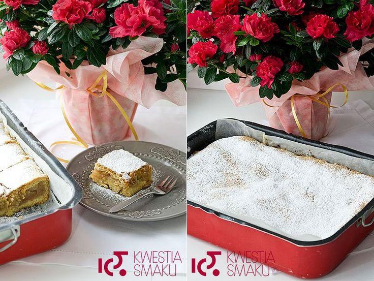 Tradycyjna szarlotka domowa - pyszne ciasto, a nadzenie z WhitePlate