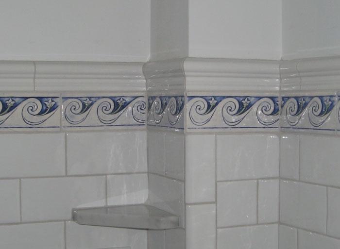 Decorative Tile Borders 238 Best Tile Images On Pinterest  Granite Tile Mosaics And