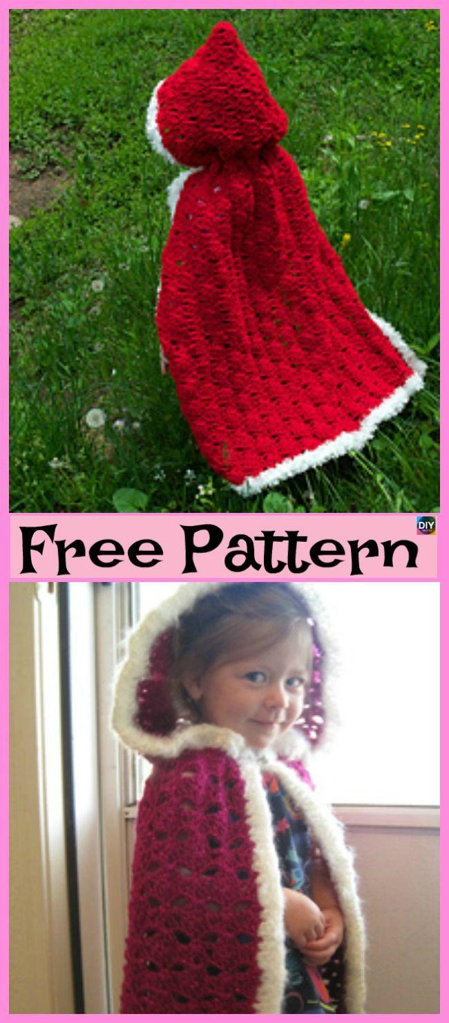 cc07a6a03 Crochet Baby Poncho - Free Patterns