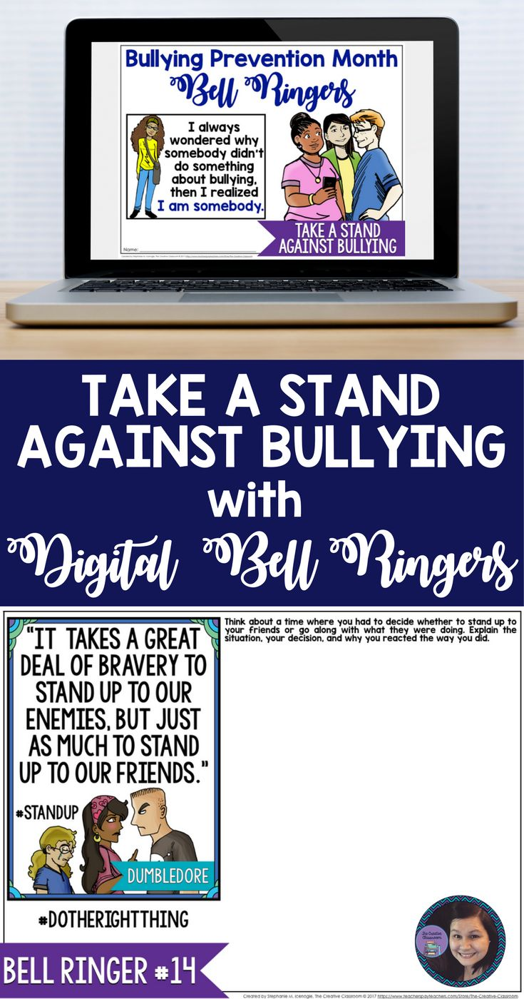 take a stand on bullying essay Every shirt sold benefits pacer's national bullying prevention center  so that  why i care i get bullied at my school and i just ignore it or stand up for myself.