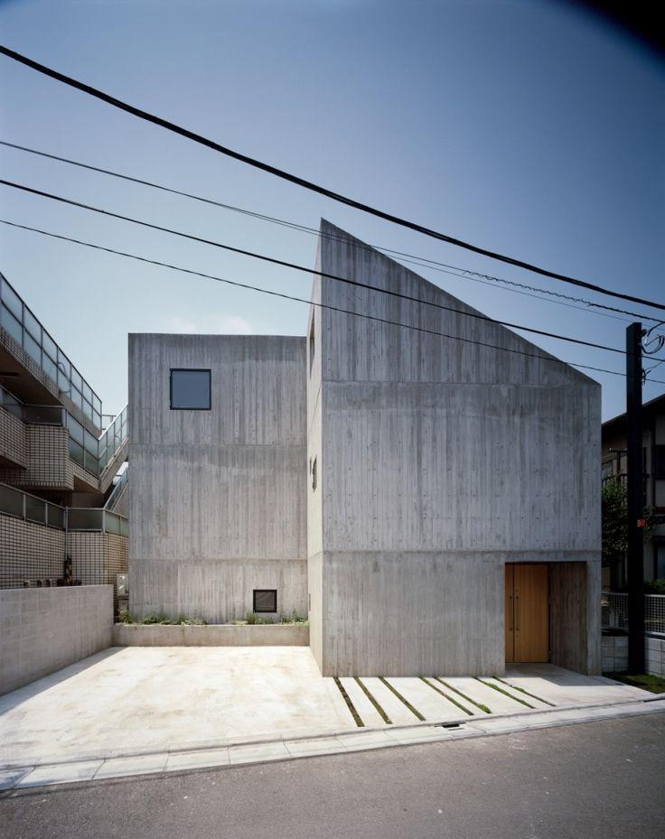 開放的さが魅力のオープン外構8選 SUVACO(スバコ) 建築家:安藤毅「TN-house」