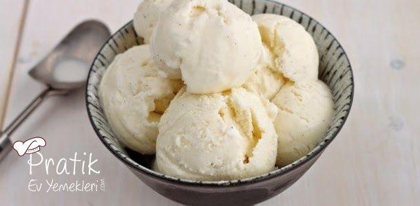 gercek dondurma tarifi
