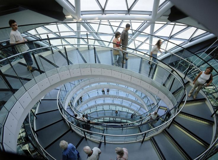 28 best images about architects sir norman foster on for Square spiral staircase plans hall