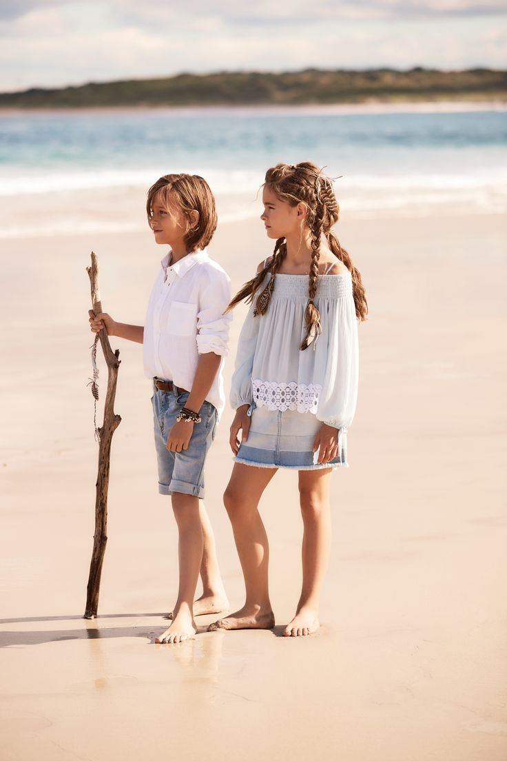 Summer Style: Witchery Girl & Boy SS16