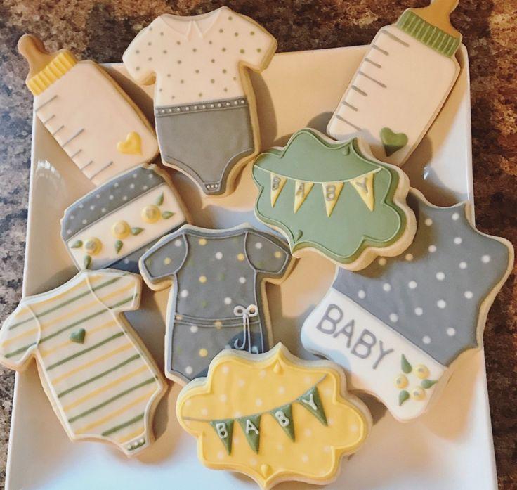 Best 25+ Baby Shower Cupcakes Neutral Ideas On Pinterest