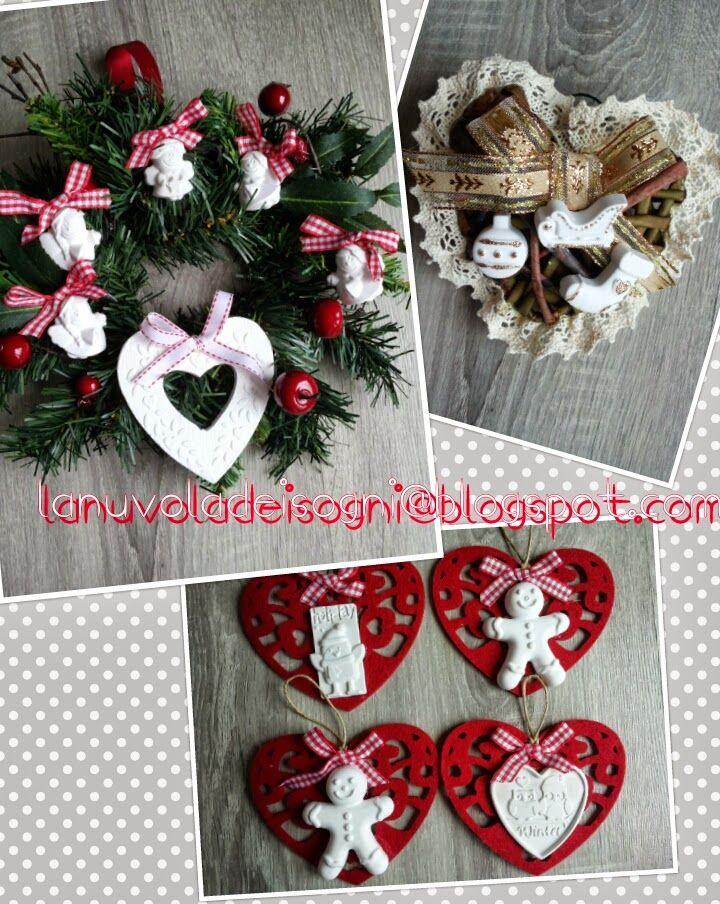 LA NUVOLA DEI SOGNI: Natale con gessetti profumati