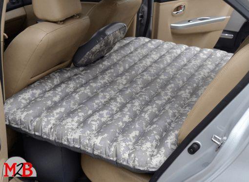 M2B098 matelas gonflable camouflage pour voiture