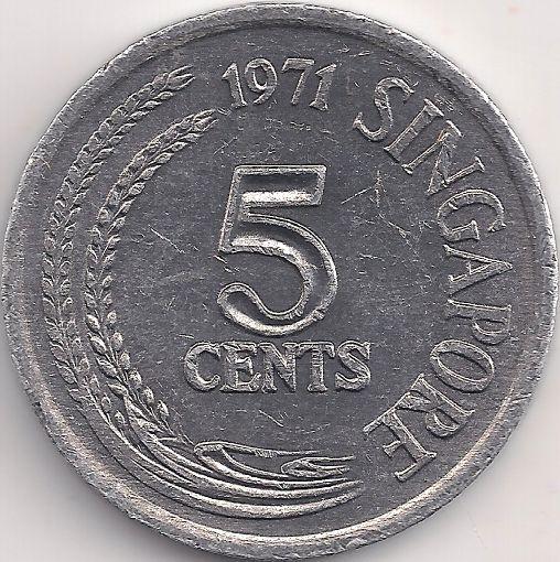 Motivseite: Münze-Asien-Singapur-Dollar-0.05-1971