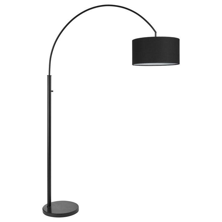 lampe sur pied arqu e salon lampe sur pied lampe. Black Bedroom Furniture Sets. Home Design Ideas