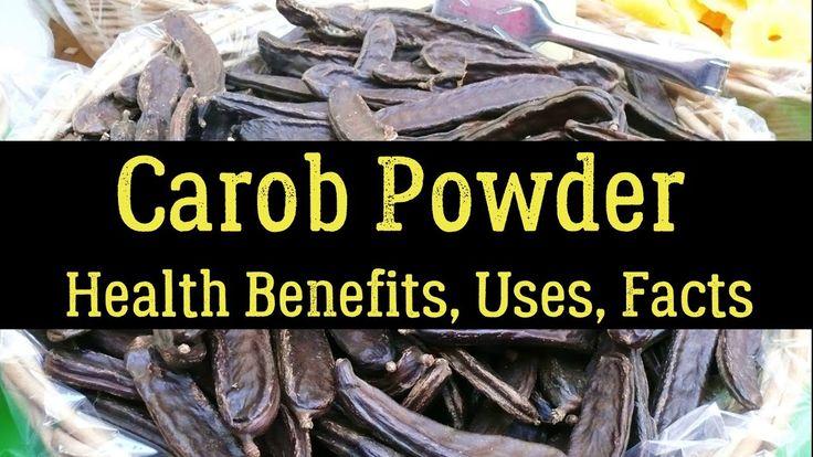 Carob Powder (Ceratonia Siliqua) - Health Benefits, Uses, Facts