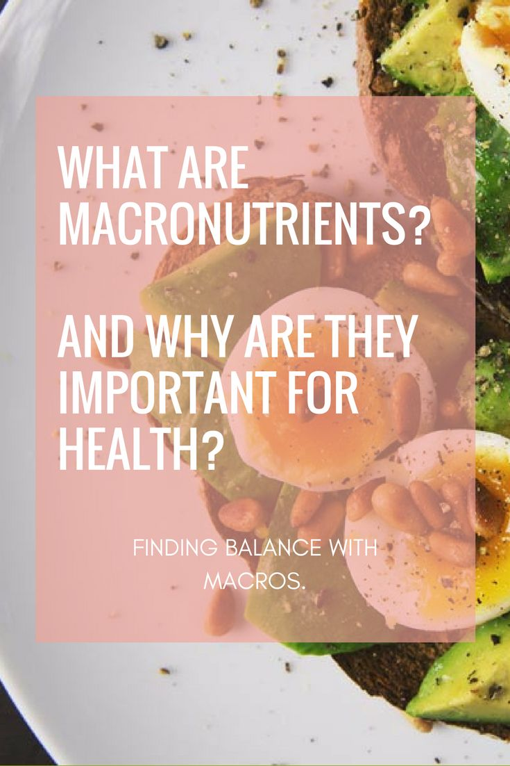 Curious what macronutrients are and why they're so important? #macronutrients #macros #naughtynutrition