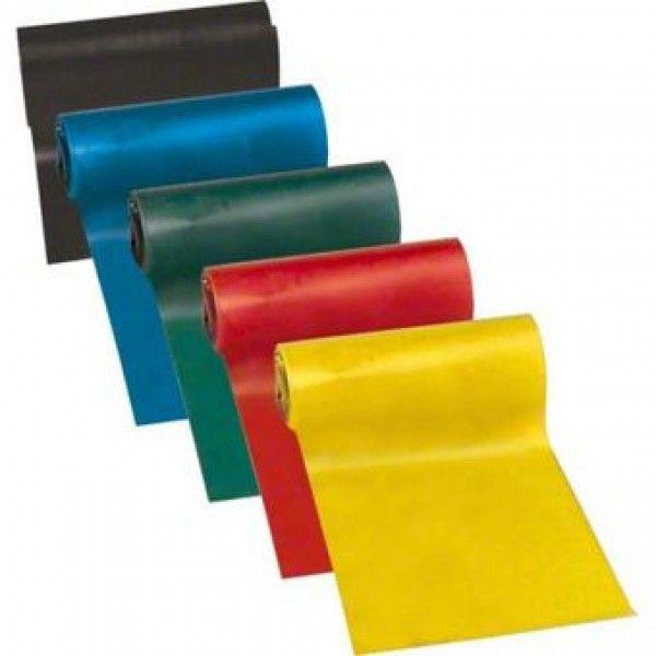 MSD Latexübungsbänder in verschiedenen Stärkegraden und Längen. Zum effektiven Training oder der aufbauenden Reha geeignet.