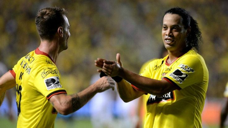 "Díaz sobre Ronaldinho: ""Fue algo histórico, es algo que nunca se podrá olvidar"""