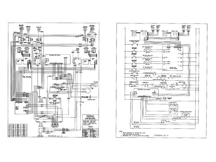 Frigidaire Wiring Schematics (Dengan gambar)