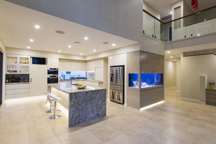 Kitchen inspiration by brisbane builder Gala Homes.