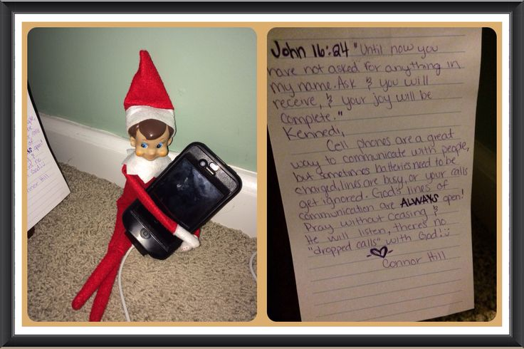 Christian Elf On The Shelf Ideas Teaching Kennedi That