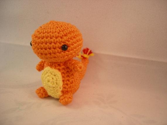 Amigurumi Charmander Free Pattern : Charmander! #charmander #crochet #amigurumi #pokemon ...